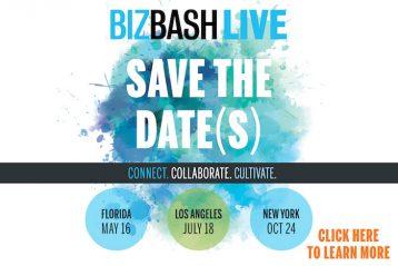 Biz Bash Live Save the Dates Logo.