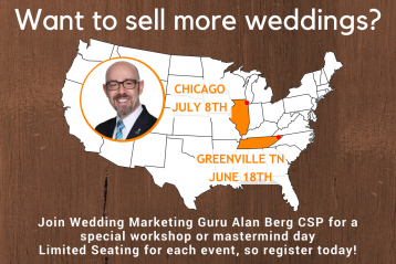 Want to sell more weddings?