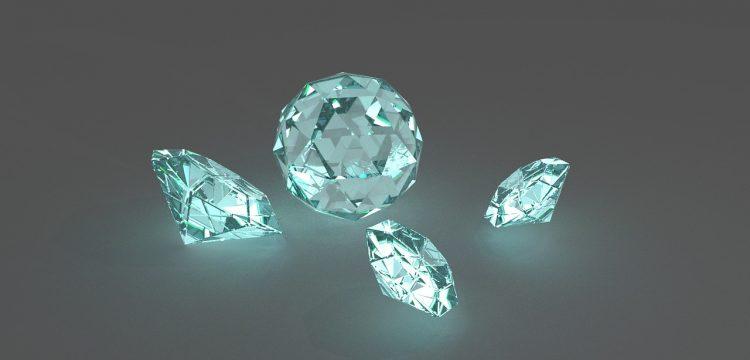 Four diamonds.