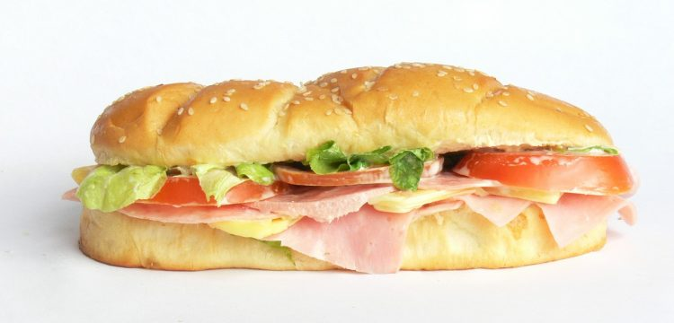 A submarine sandwich.