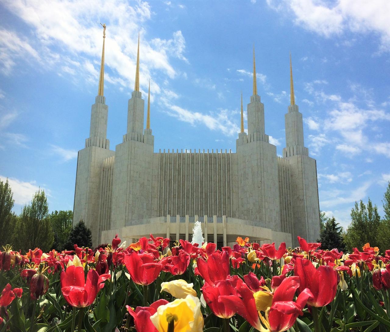 Mormon church.