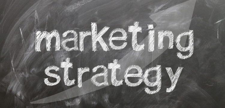 Marketing strategy.