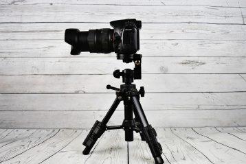 A Sony camera.