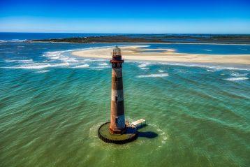 Beach in South Carolina.