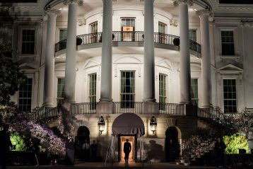 The White House.