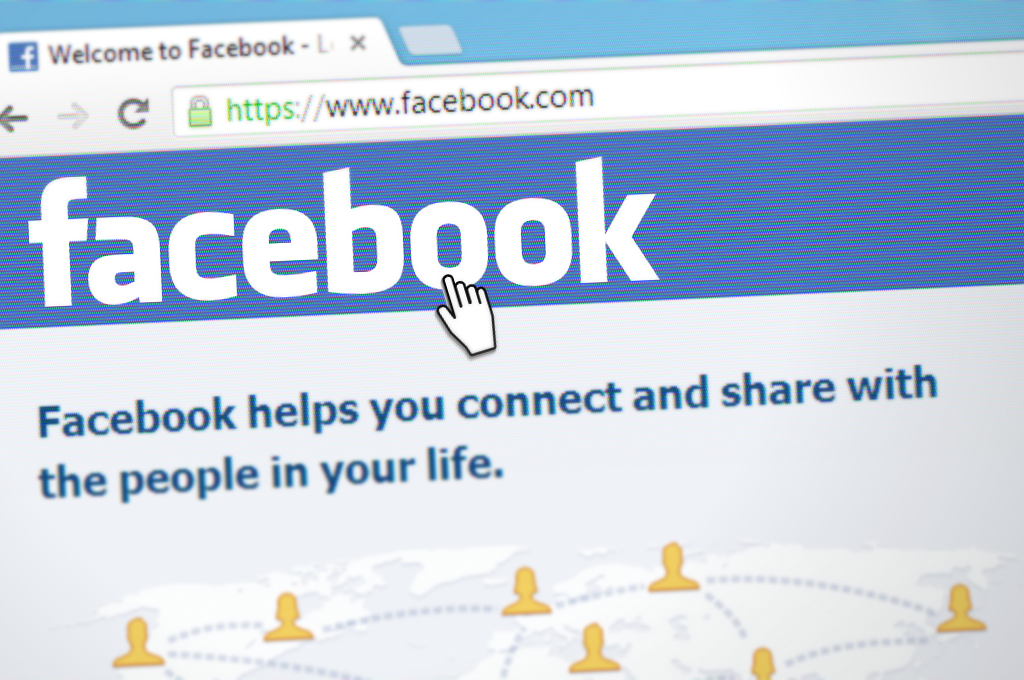 Facebook graphic.