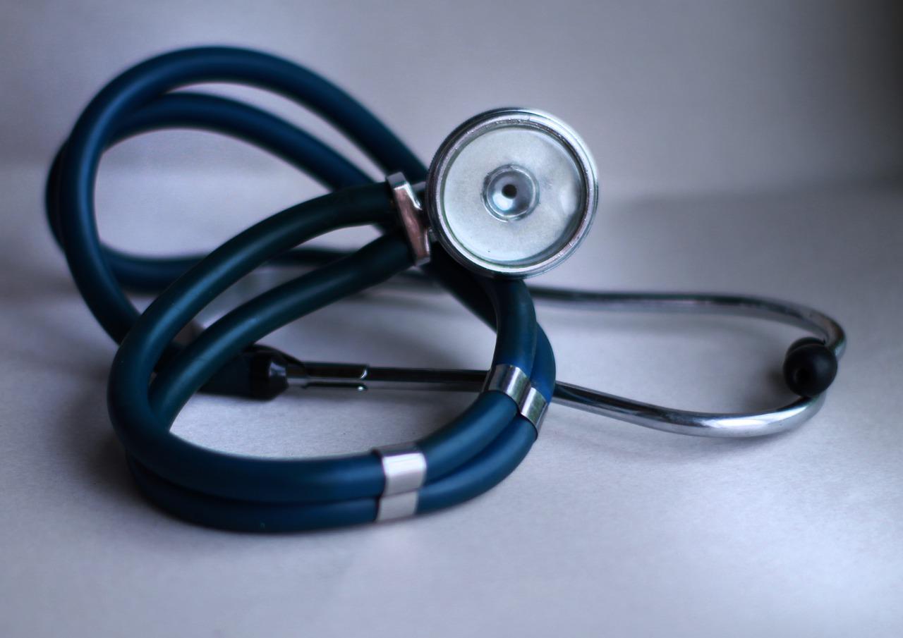 A stethoscope.